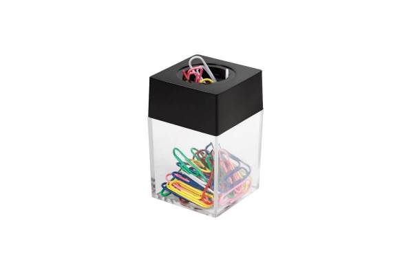 Magnetic paper clip box FORPUS 26mm