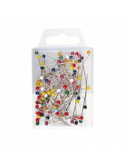 Pins WEDO, colored 100pcs.