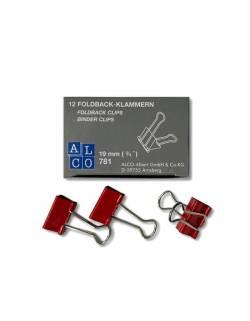 Clamps ALCO, 19mm 12 pcs.