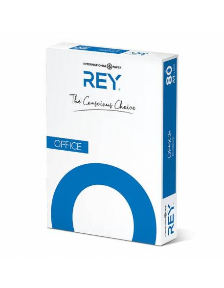 Paper REY OFFICE DOCUMENT 500 sheets, 80g/m2, A4
