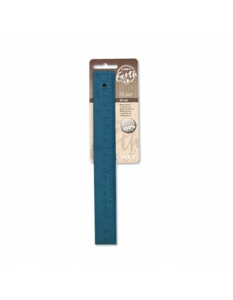 Liniuotė Linex Rewood 22 cm