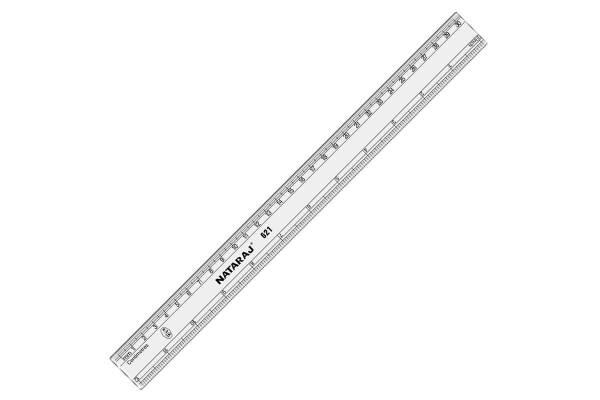Ruler NATARAJ, 30cm