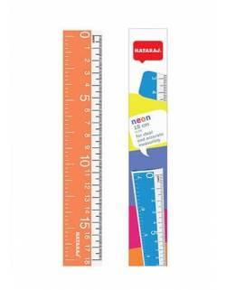 Ruler Nataraj, large numbers, 18cm