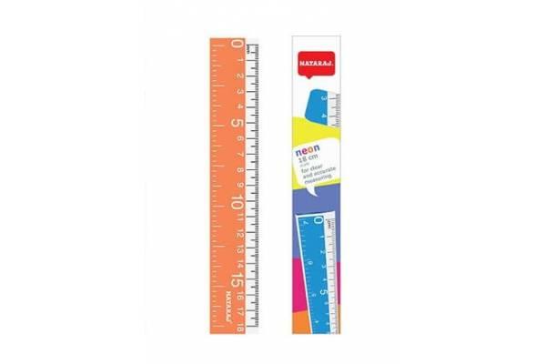 Liniuotė Nataraj, dideli skaičiai, 18cm