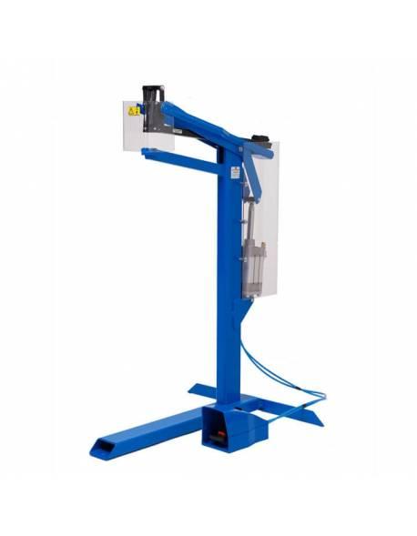 Pneumatic cardboard stapler F561PN