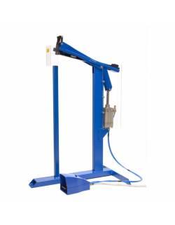 Pneumatic box bottom clamping tool B561PN
