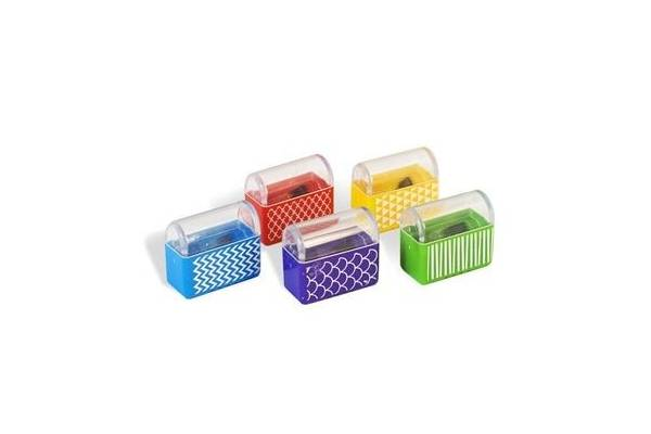 Sharpener SiVO Styles, with a container for shavings