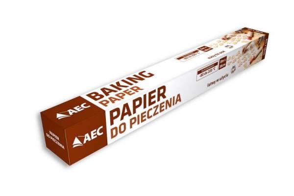 Kepimo popierius AEC 38cm x 8m