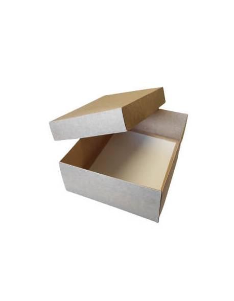 Dėžutė 2-jų dalių, DEKO 280x210x90mm