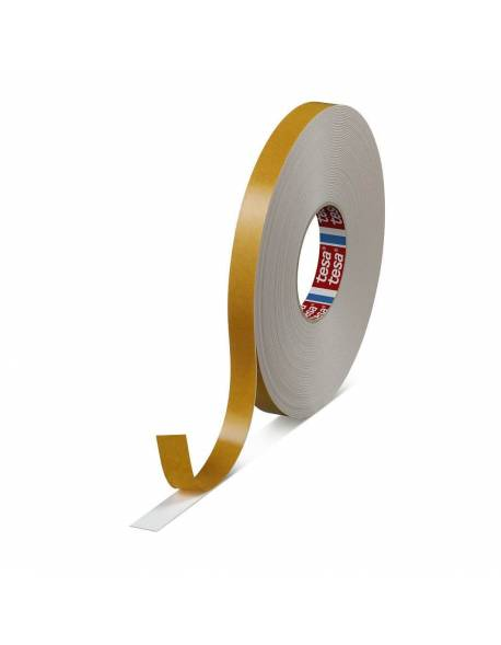 Double-sided PE foam tape TESA 04957 15mm x 25m