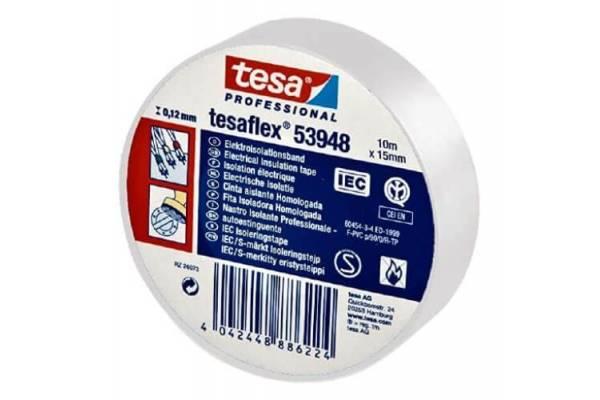 Elektros izoliacinė PVC juosta tesaflex® 53948 15mm x 10m