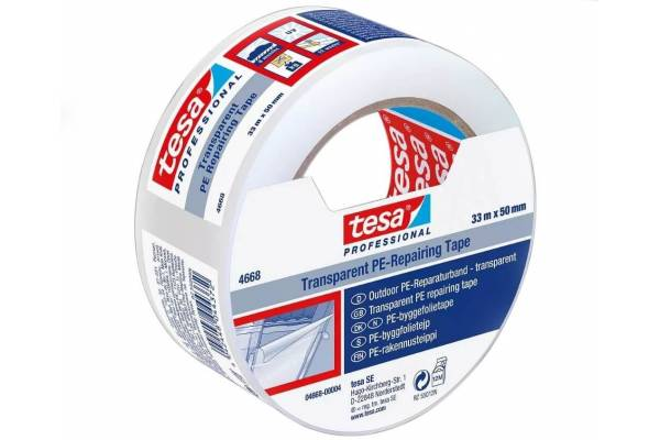 Very strong, adhesive tape tesa® 4668 50mm x 33m