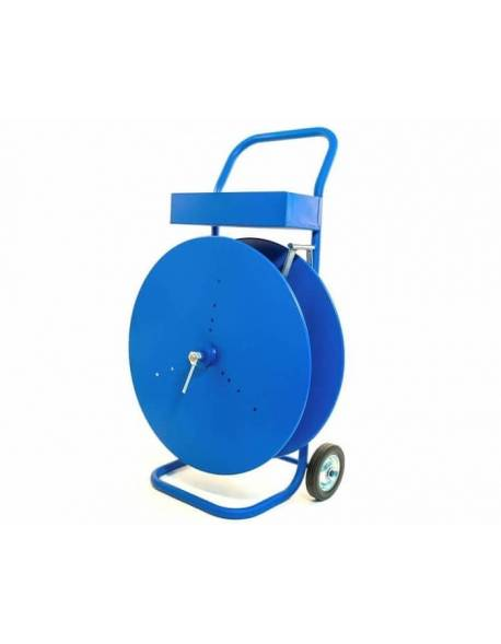 Trolley for PP / PET mounting strap V405