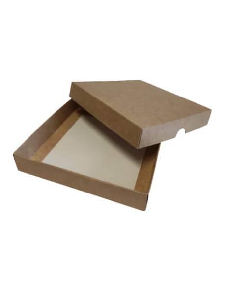 Kartoninė dėžutė 2-jų dalių (XS) 120x120x20mm