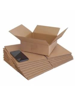 Kartoninė dėžė 200x200x65mm (S)