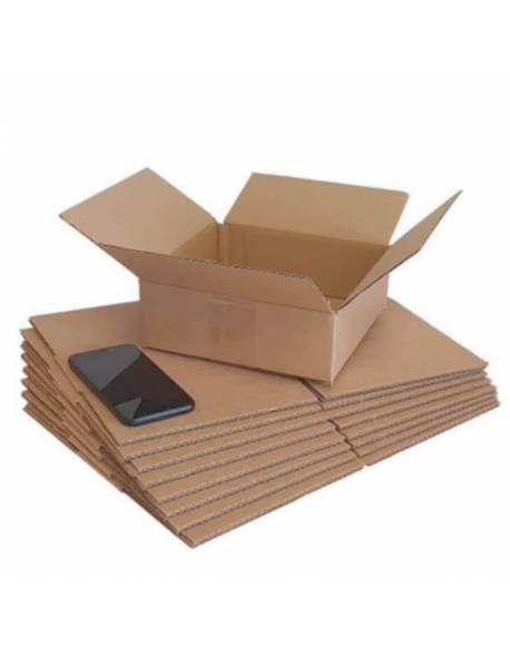Kartoninė dėžė (S) 200x200x65mm