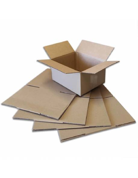 Cardboard boxes (M) 220x170x110mm