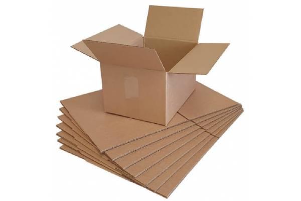 Kartoninė dėžė 400x300x250mm (L)