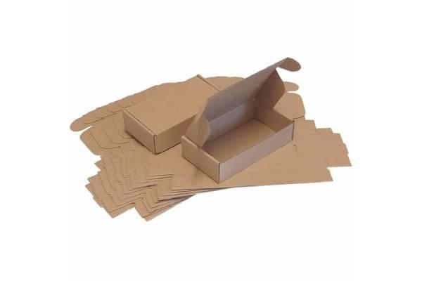 Kartoninė dėžutė 165x95x40mm (XS)