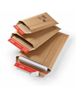 Very strong, cardboard envelopes CP010, 530x720mm / 50mm