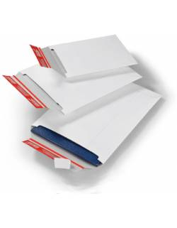 Cardboard, strong envelopes for documents CP012, 260x345mm / 30mm