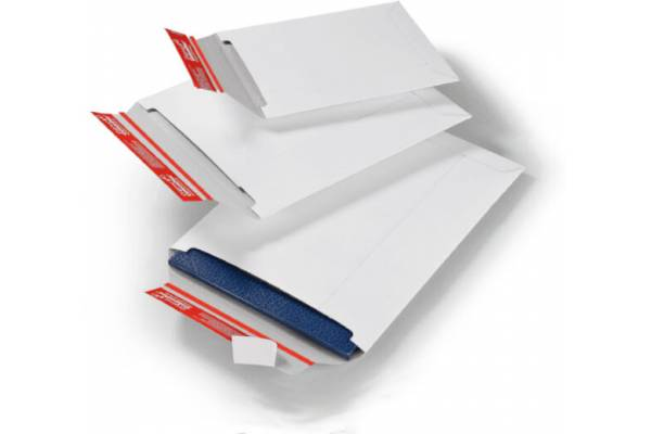 Cardboard, strong envelopes for documents 260x345mm / 30mm