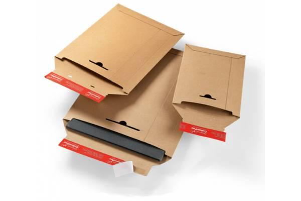 Cardboard, strong envelopes 170x245mm / 30mm