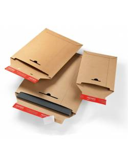 Cardboard, strong envelopes CP014, 285x370mm / 30mm