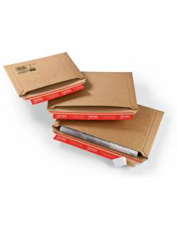 Very strong, cardboard envelopes CP015, 360x250mm / 50mm
