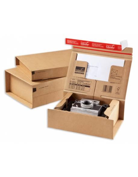 Kartoninė dėžutė siuntoms CP066, 300x212x43mm (S)