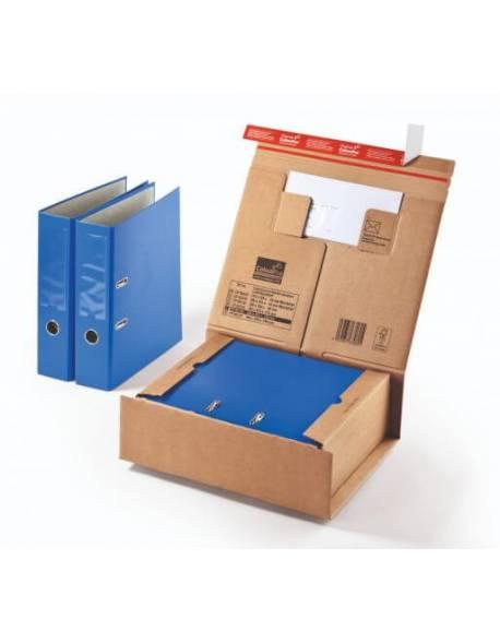 Kartoninė dėžutė siuntoms CP067, 330x290x120mm (M)