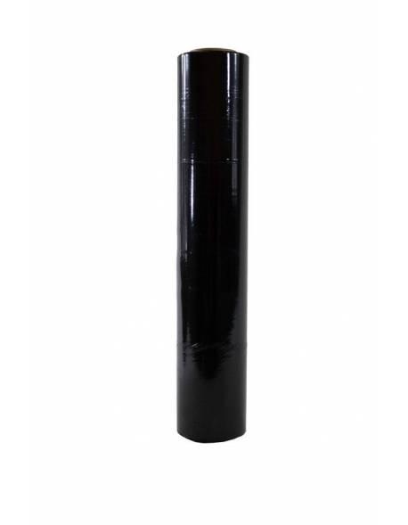 Pakavimo plėvelė stretch 450mmx200m/17my juoda F3