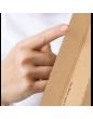 Kartoninė, apvyniojama dėžutė siuntoms 330x270x80mm (M)