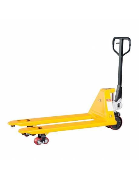 Standartinis hidraulinis palečių vežimėlis HPT25, 1500mm