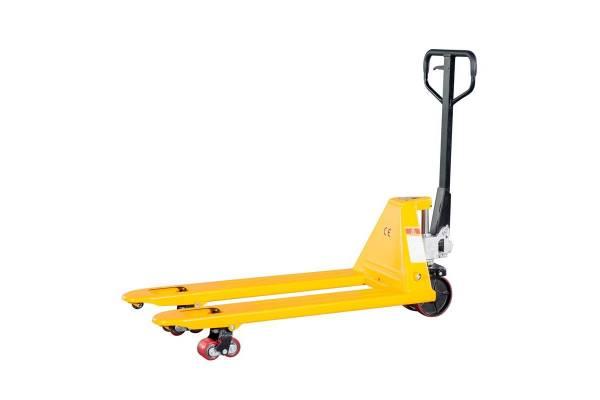 Standartinis hidraulinis palečių vežimėlis HPT25, 2000mm