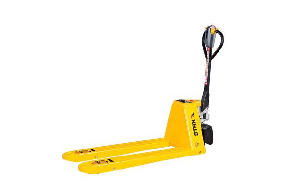 Semi-electric pallet truck PPT18H, 1050mm