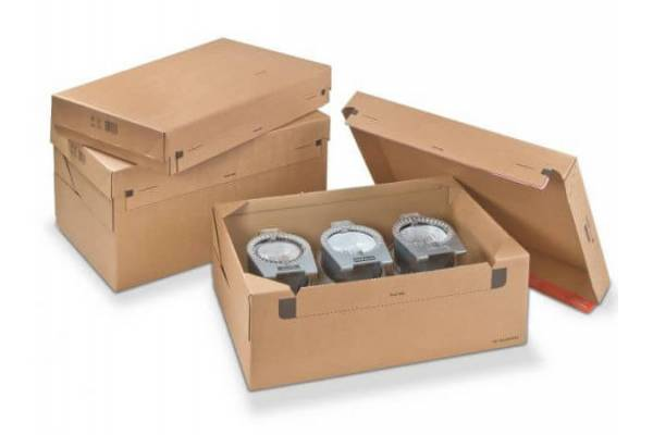 Dviejų dalių dėžė (be dangtelio) CP154, 570x382x94mm