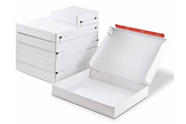 Kartoninė dėžutė siuntoms, Fashionbox CP164, 231x239x95mm (M)