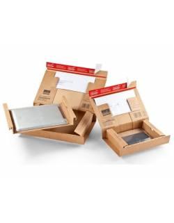 Kartoninė dėžutė nešiojamų, planšetinių kompiuterių ir telefonų siuntimui CP140, 490x412x109mm