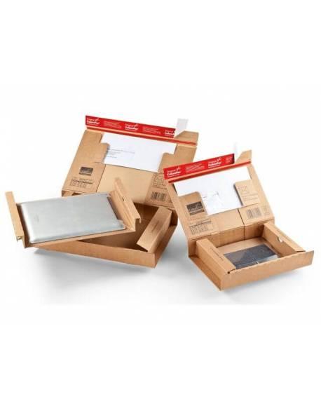 """Kartoninė dėžutė nešiojamų kompiuterių siuntimui 17"""" 490x412x109mm"""