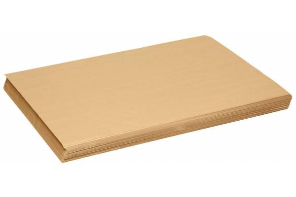 MG Kraft wrapping paper in sheets 1050x1260mm, 90g/m2