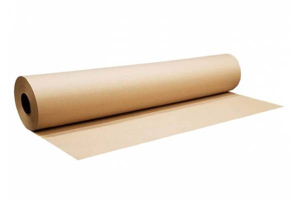 MG Kraft wrapping paper in rolls 1200mmx120m, 70g/m2