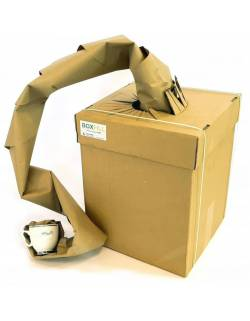 BoxFill popieriaus ir dėžės komplektas 350mmx450m, 80g/m2