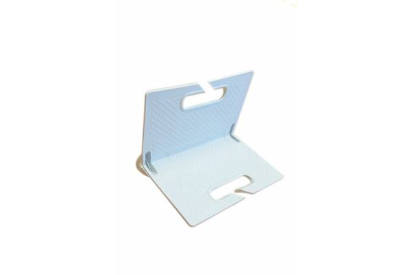 Protective angle for lashing strap up to 55mm