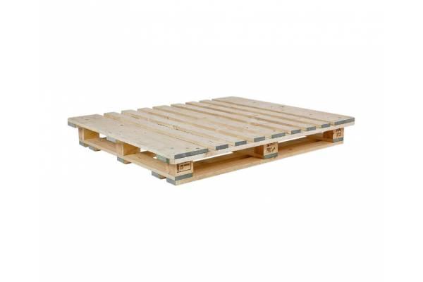 Mediniai padėklai/wooden pallets daugkartiniam naudojimui