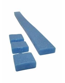Apsauginės klijuojamos pagalvėlės 50x50x10mm/23vnt.
