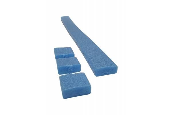 Apsauginės klijuojamos pagalvėlės 5cmx5cmx10mm/23vnt.