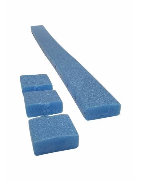 Apsauginės klijuojamos pagalvėlės 5cmx5cm/10mm - 23vnt.