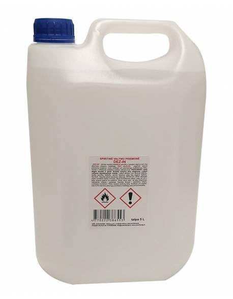 """Surface disinfection liquid """"DEZ-IN"""" 5L"""