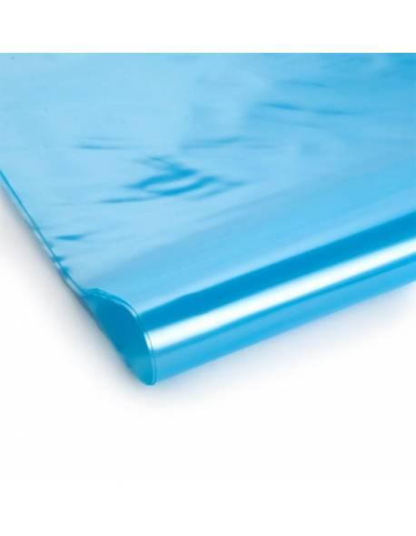 Polietileno plėvelė 6m x 200my (UV) (pusrankovė/melsva/pirminė) 1m